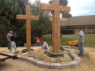Memorial Crosses Eagle Scout Project